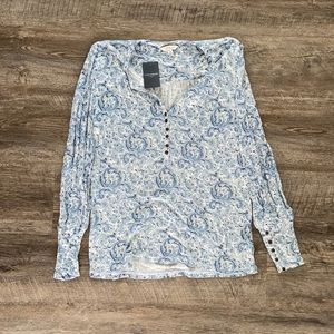 NWT Lucky Brand Top Size Small